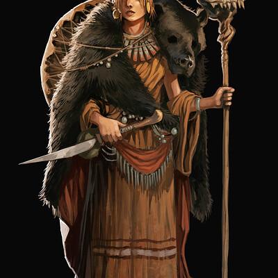 Aurelien moriniere chamane