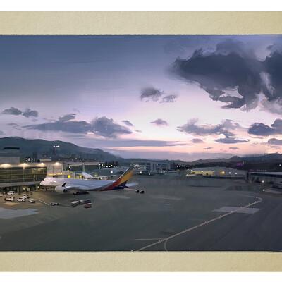 Wayne tan airport