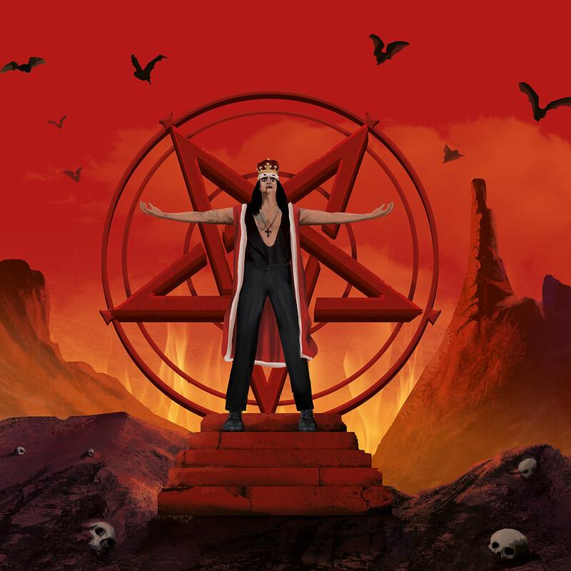 """""""Prince of Darkness"""" Ozzy Osbourne"""