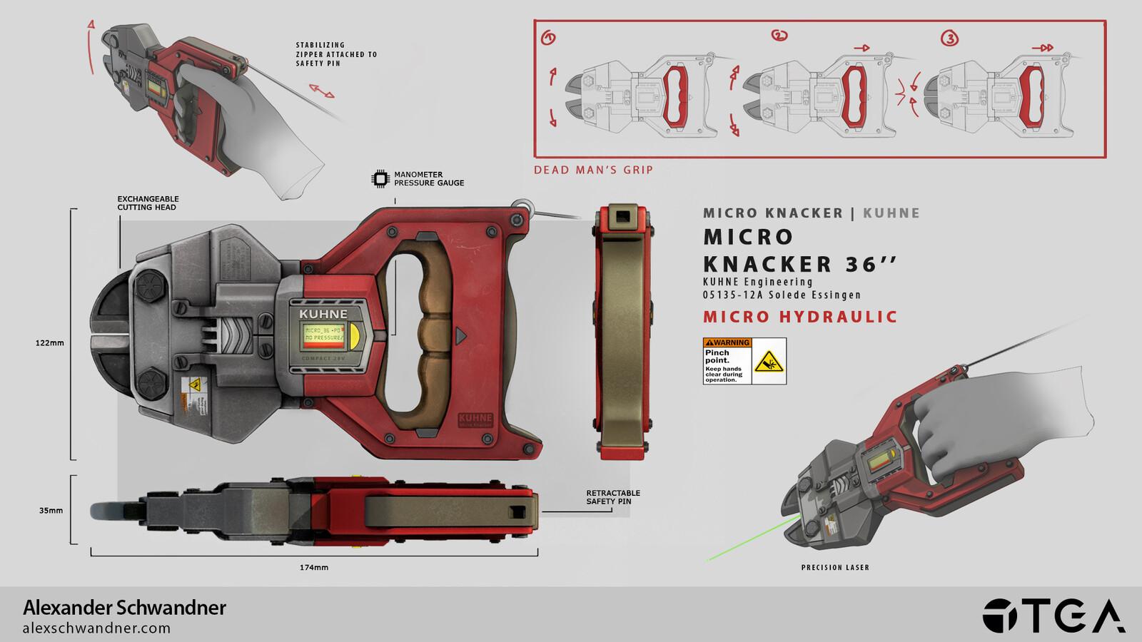 Micro Knacker Manual