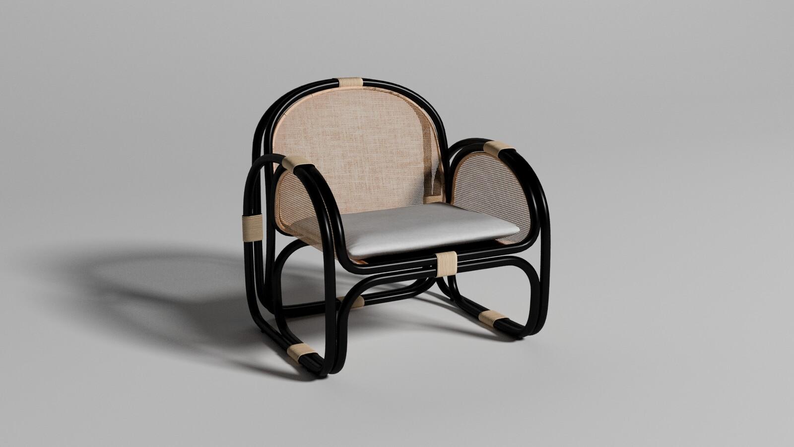 Burmuda Chair