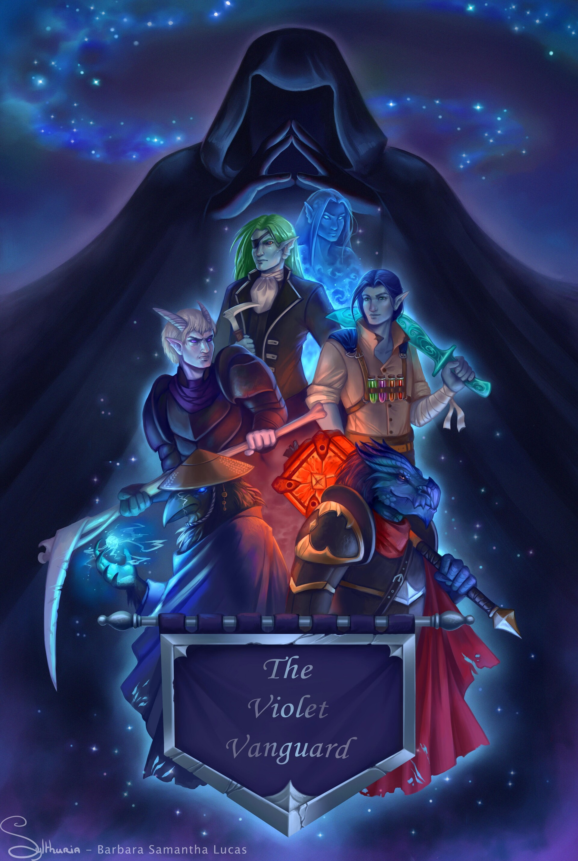D&D group - Poster