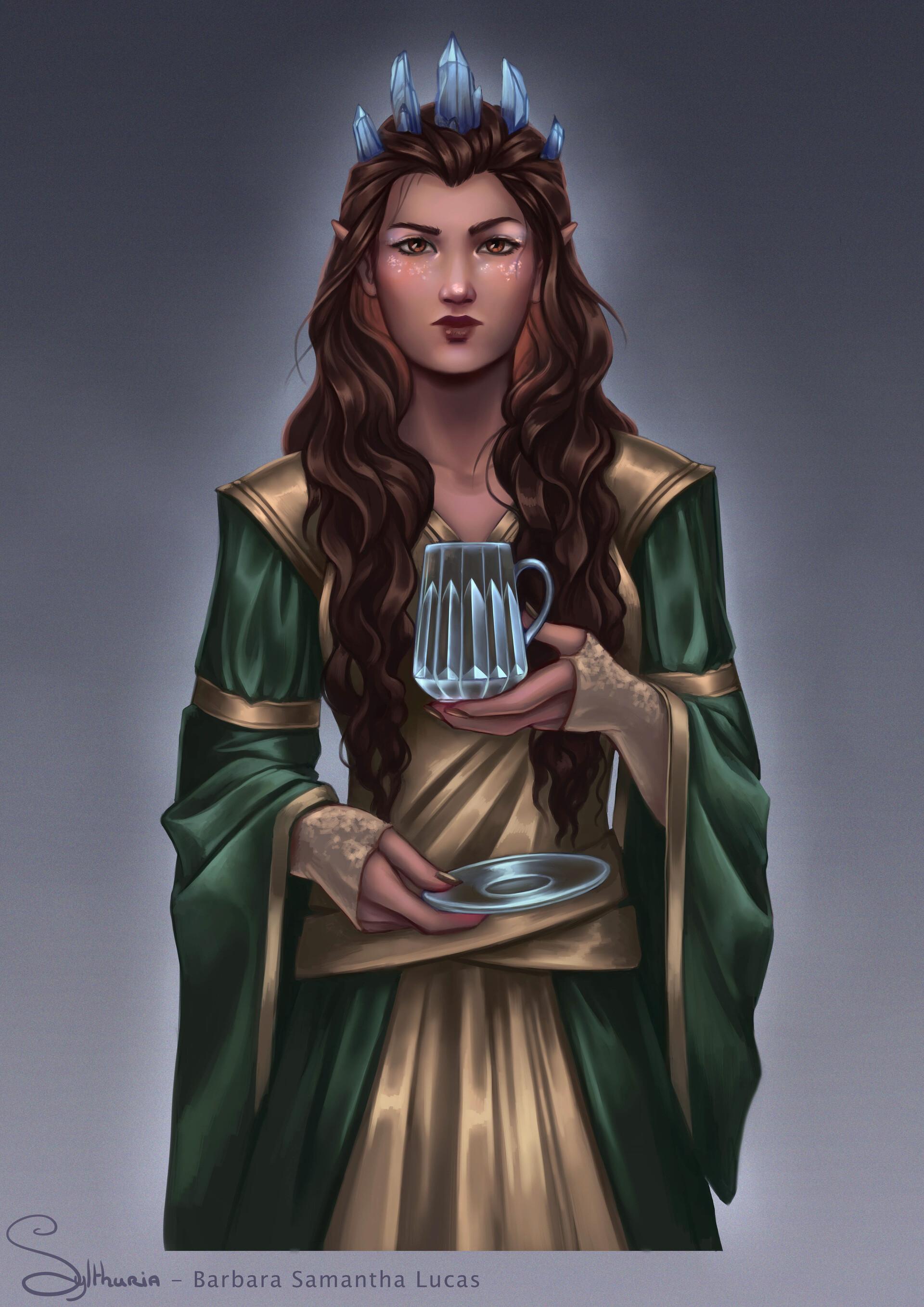 Queen - Character Design