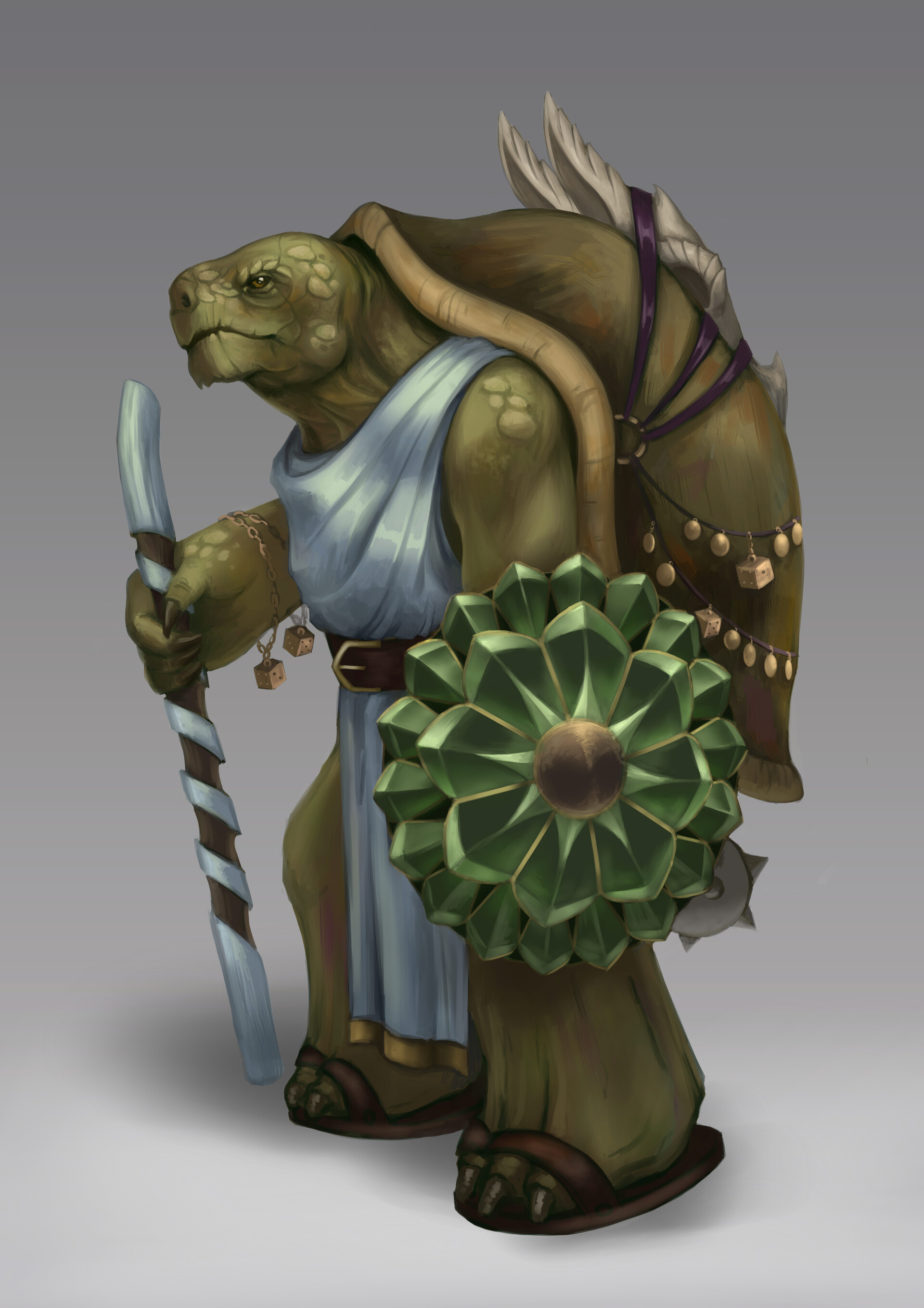 Tortle - Character Design
