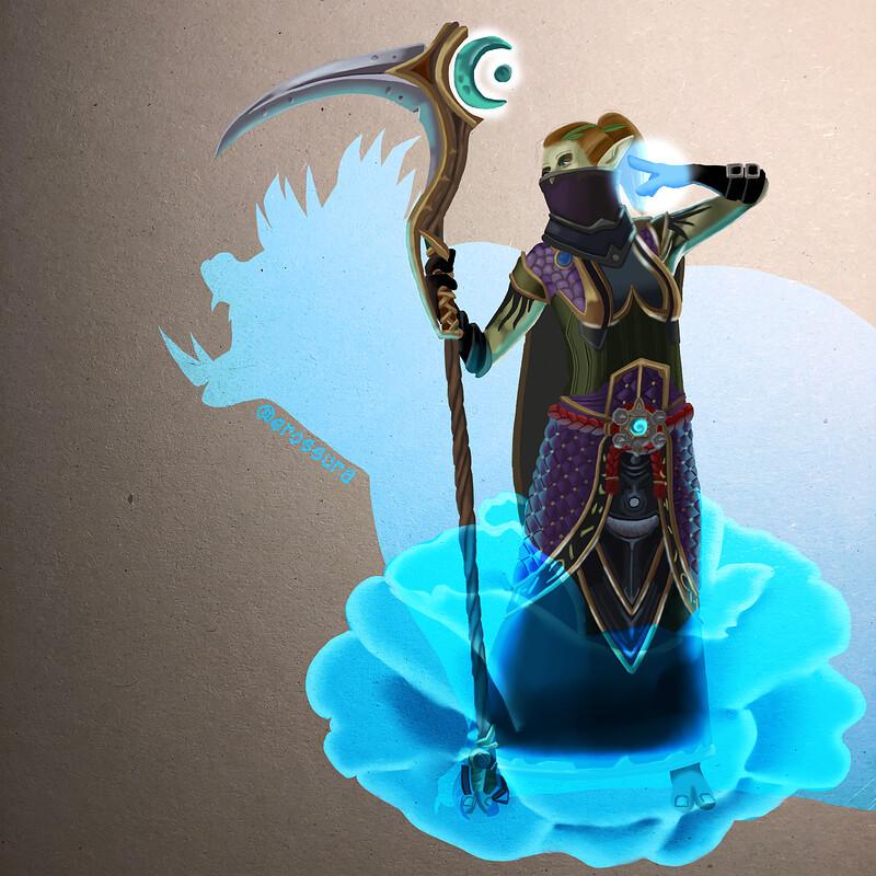 Kanah, Defender of Ardenweald