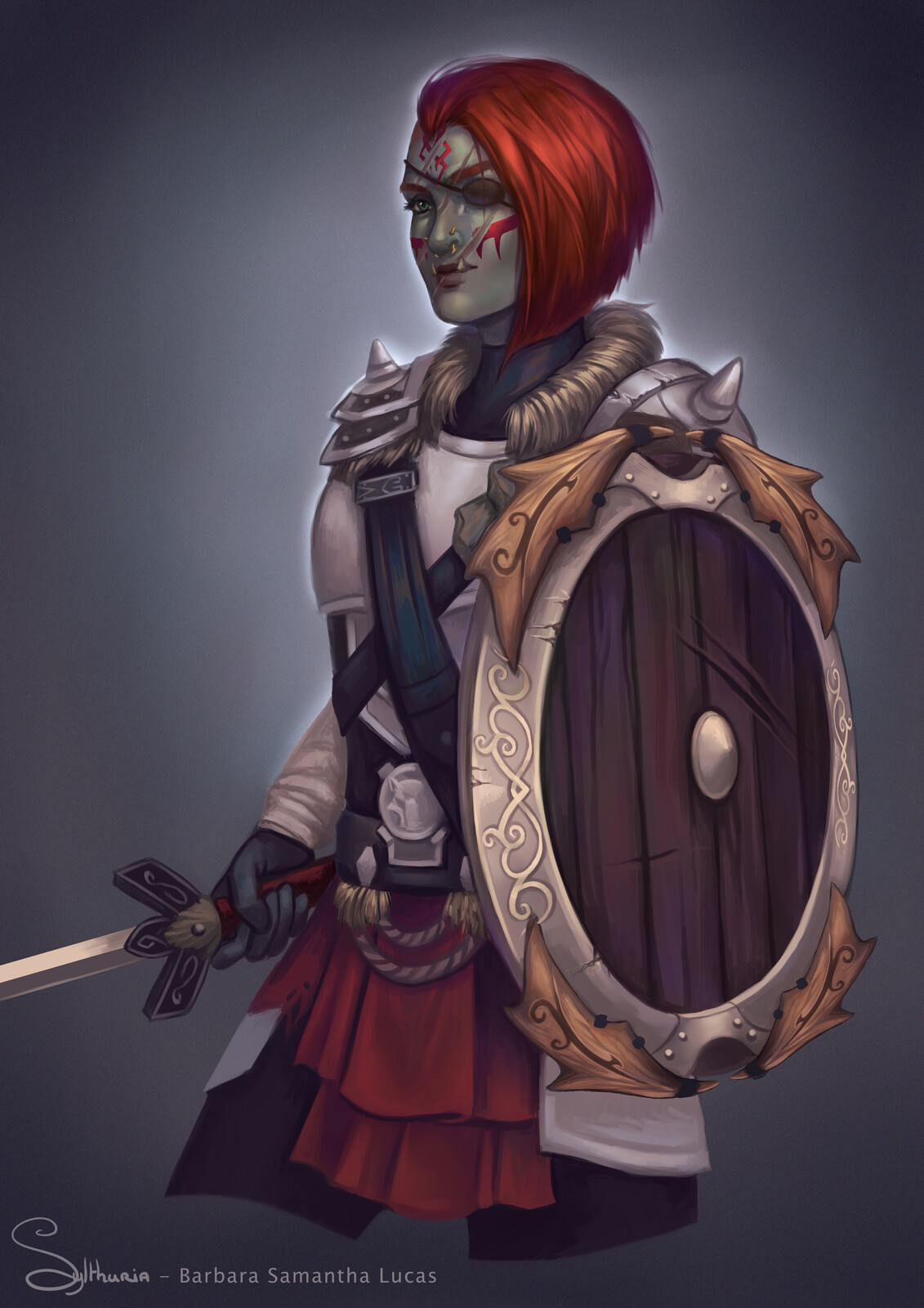 Orc - ESO character