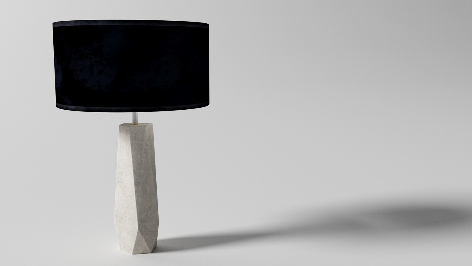 Macie Marble Bedside Lamp