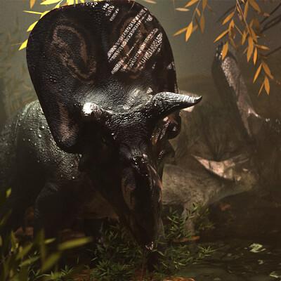Lise kjaer torosaurus group small 1