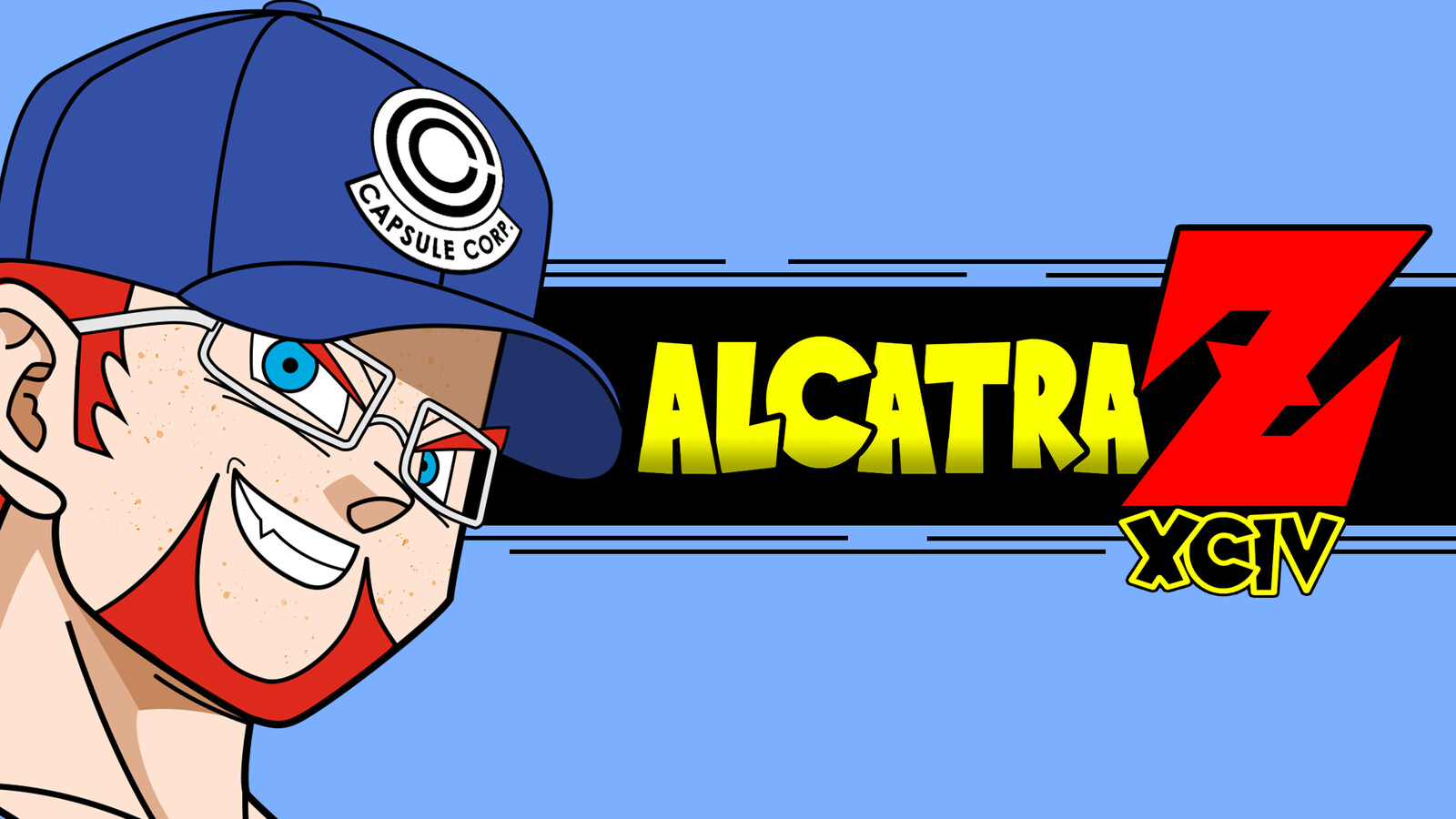 Another YouTube banner for AlcatrazXCIV