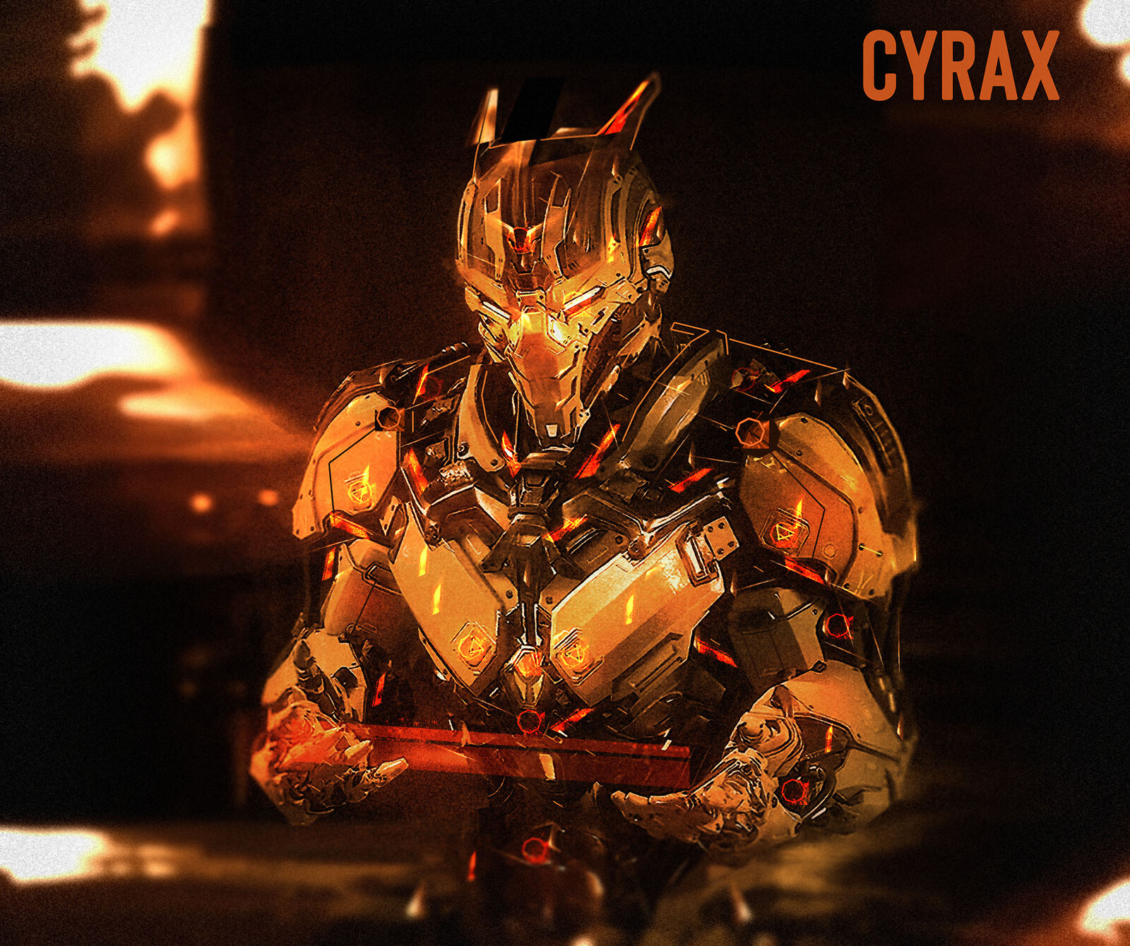 CYRAX