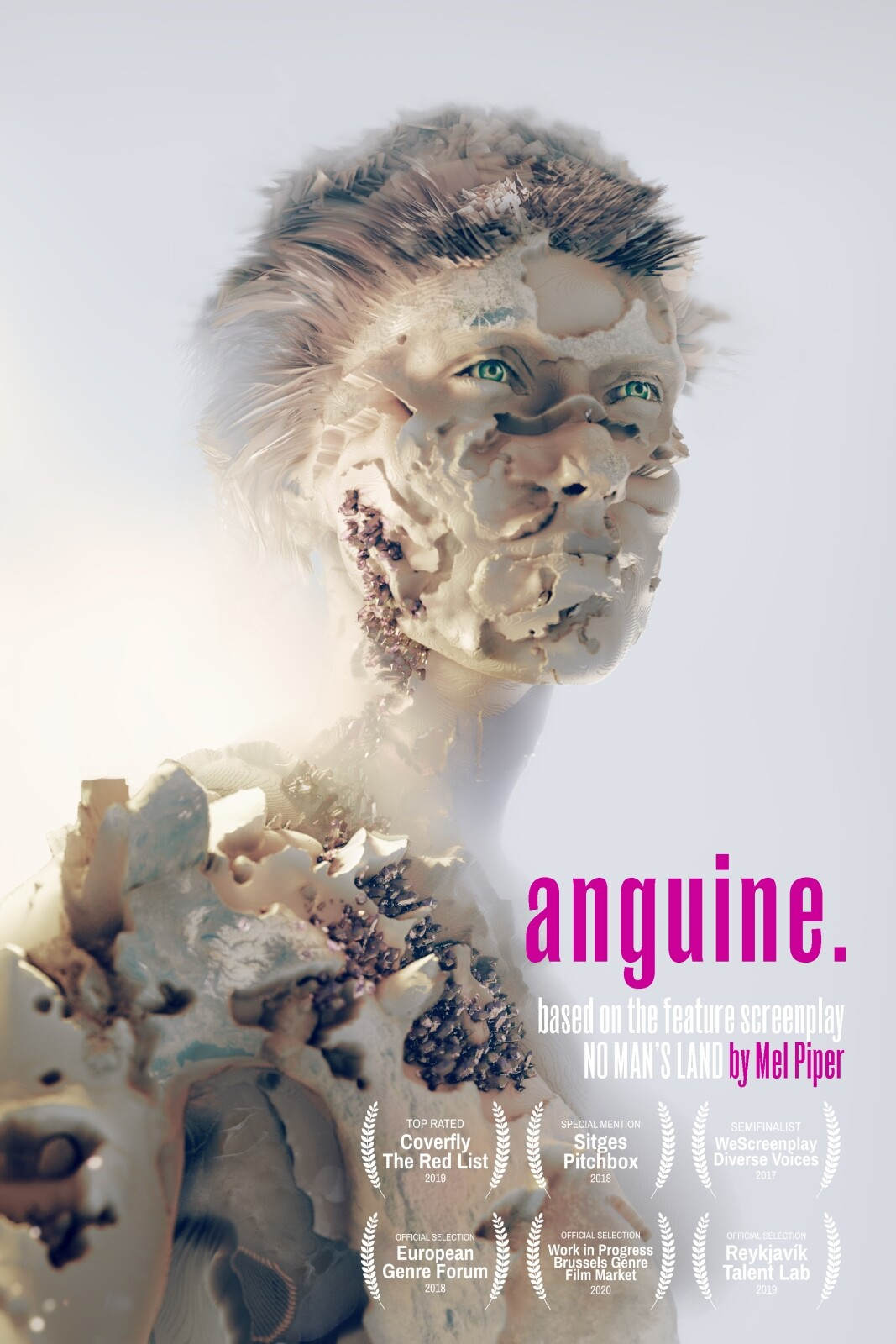 Anguine final poster