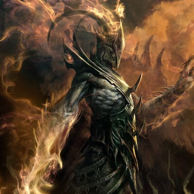 Antonio j manzanedo great earl of hell manzanedo fire 2