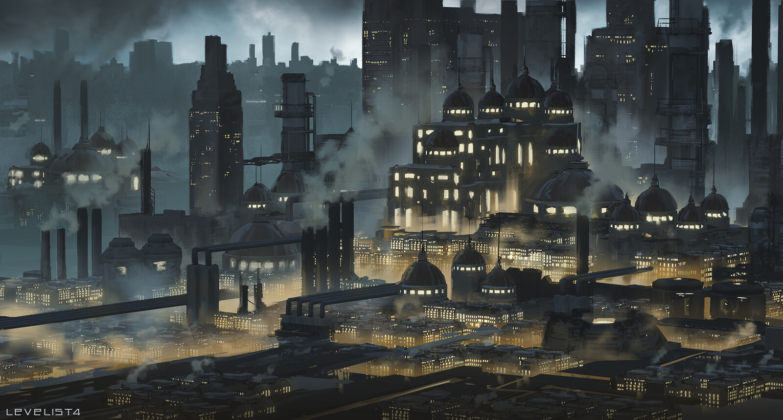 Steampunk Vatican