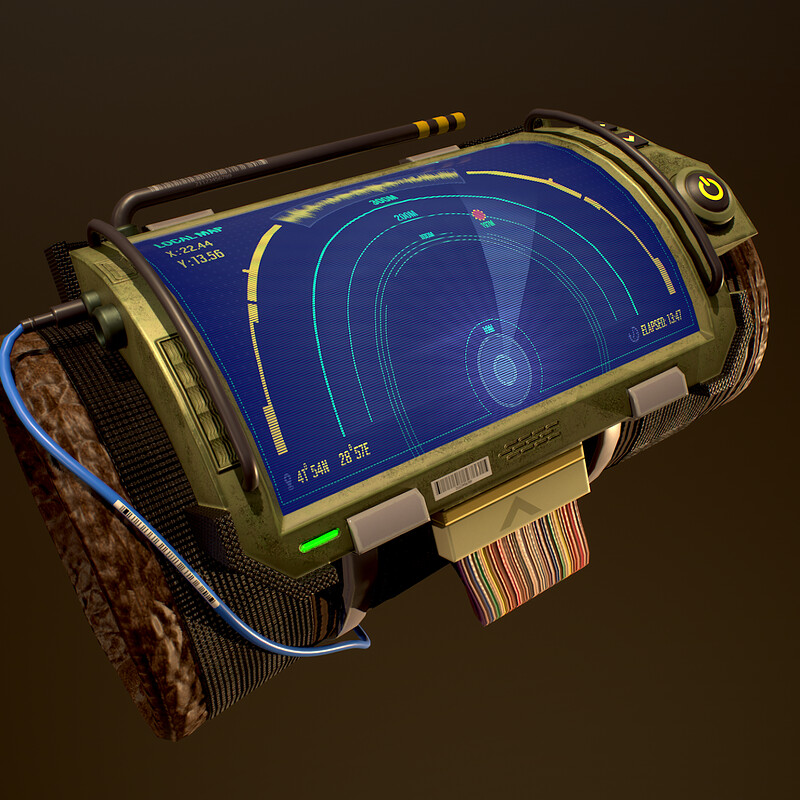 Seismic Detector - Sensor