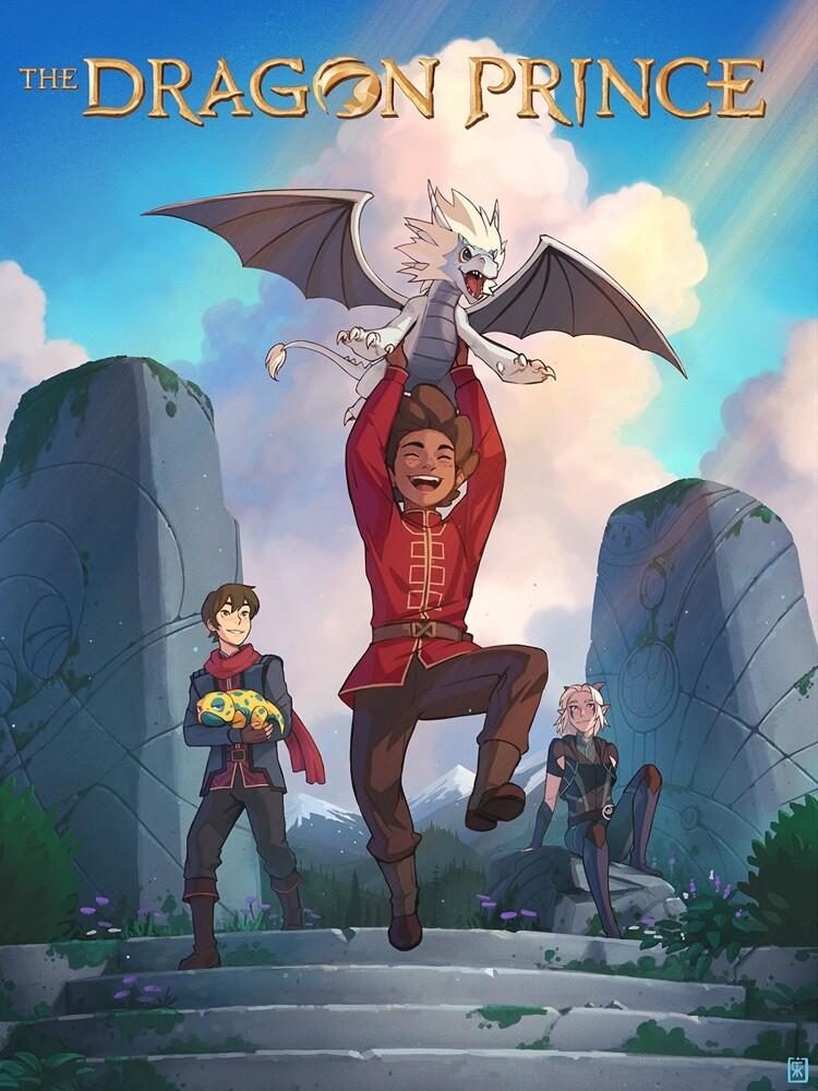 The Dragon Prince: Flight of Azymondias