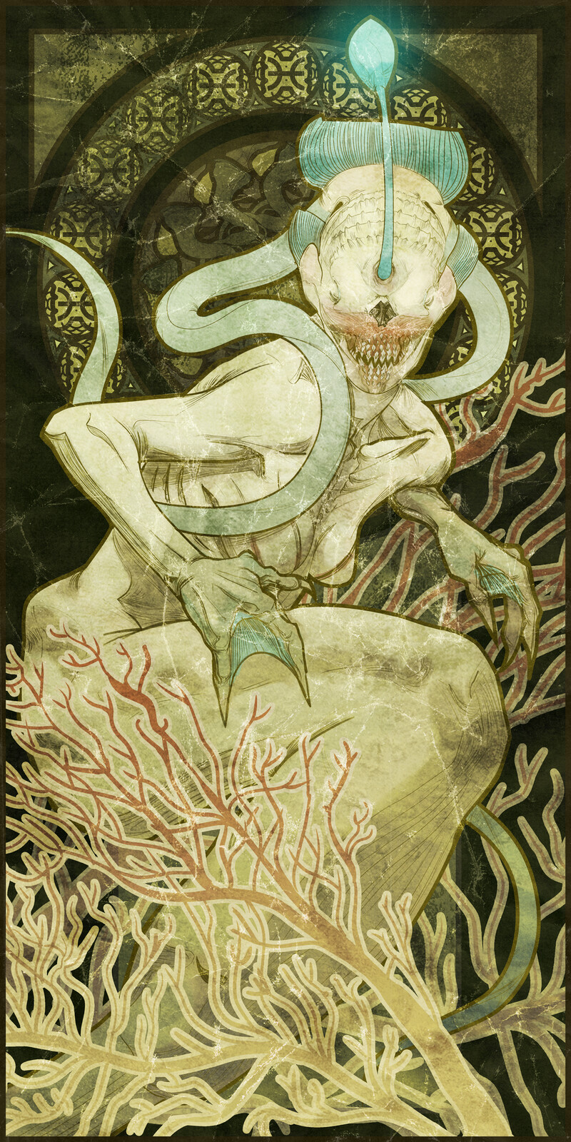 Demon Zodiac - Pisces