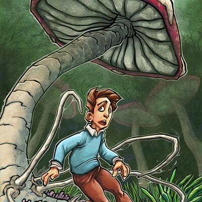 Renaud guyomard champignons