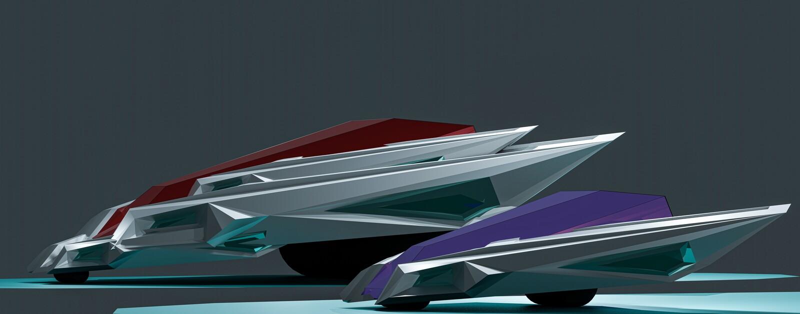 Psyfi CyberBot, CyberJet & CyberPanzer Engineering Design Aesthetology