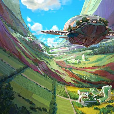 Daniel clarke landscape playdc