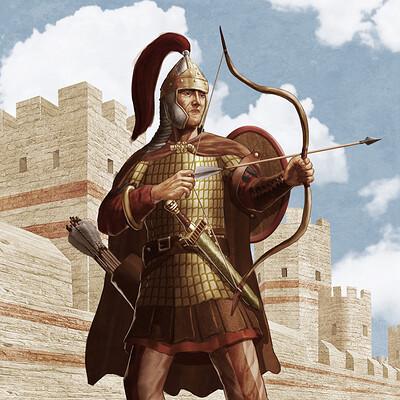 Daniel acosta k arquero bizantino g