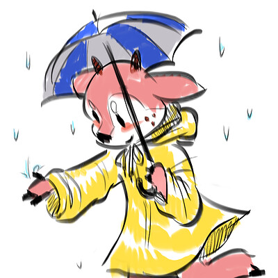 Sandra rosado spring rain