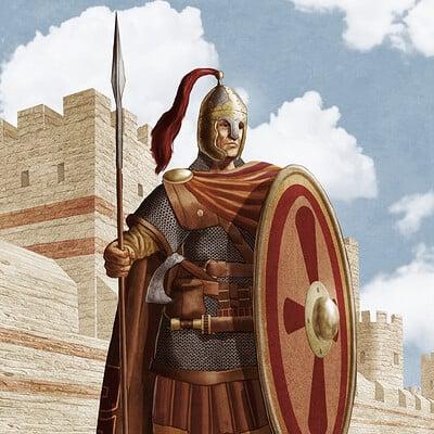 Daniel acosta k soldado bizantino g