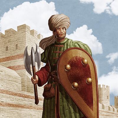Daniel acosta k mercenario turco g