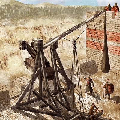 Daniel acosta k catapulta bizantina g