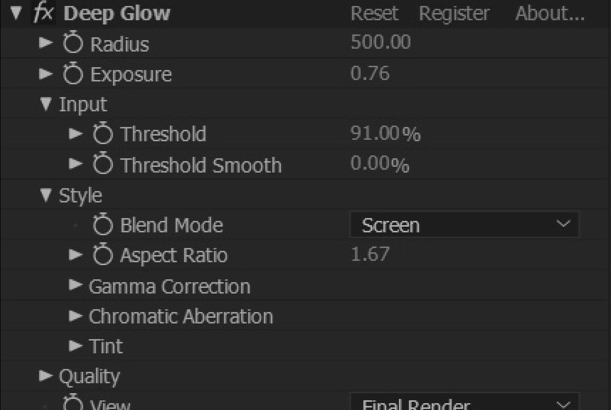 DeepGLow > INPUT > Threshold = 75-90%