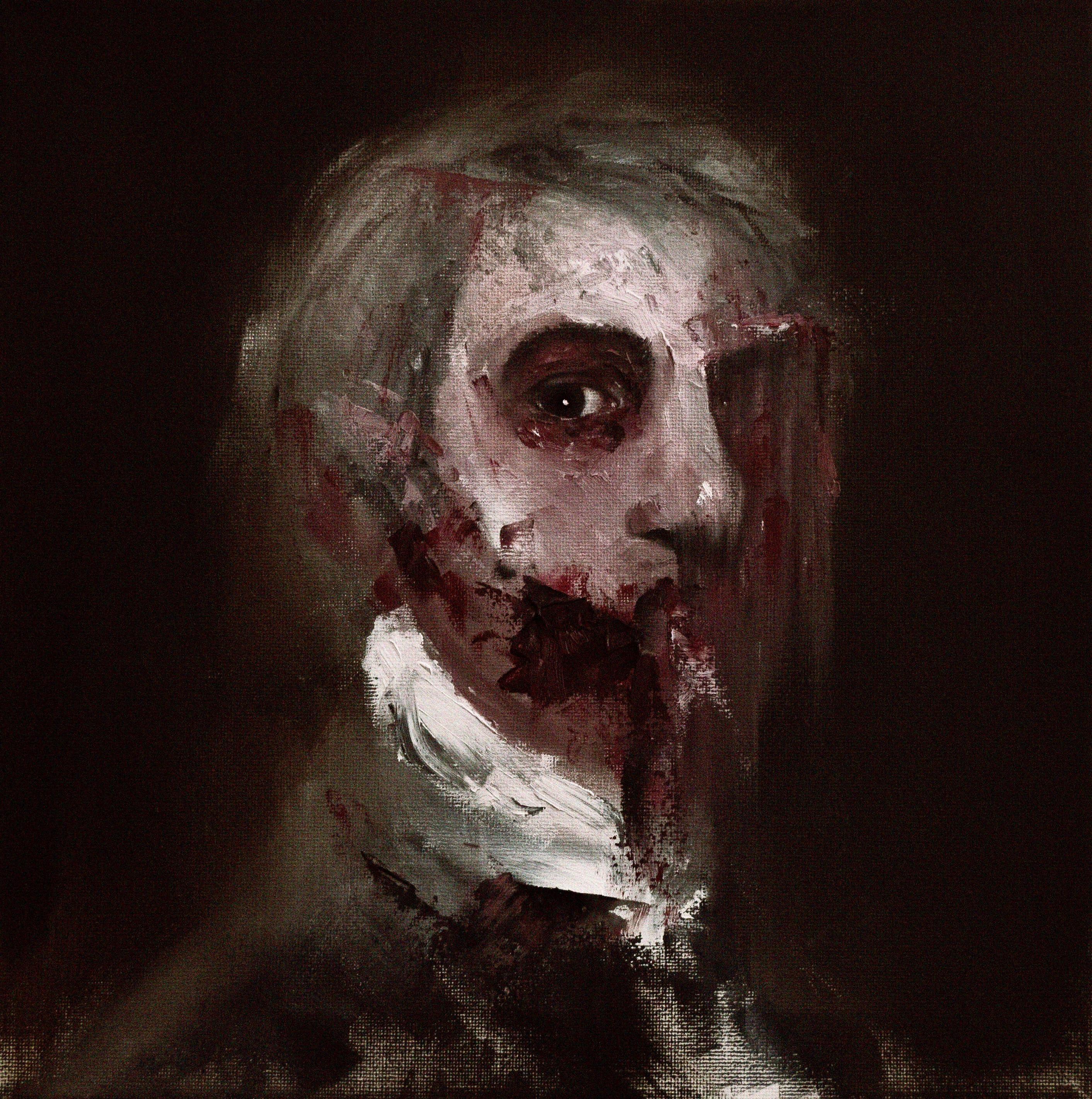 Nocturnal Man (Oils).