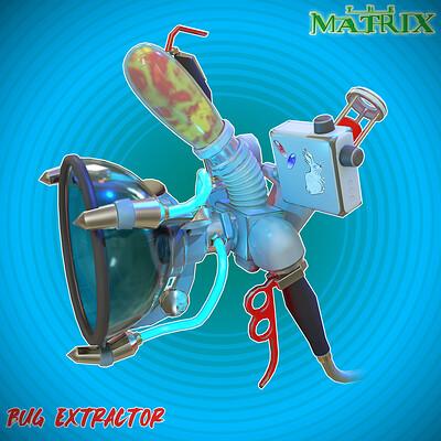 Stylized Bug Extractor