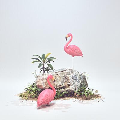 Oliver regueiro flamingoscorrect