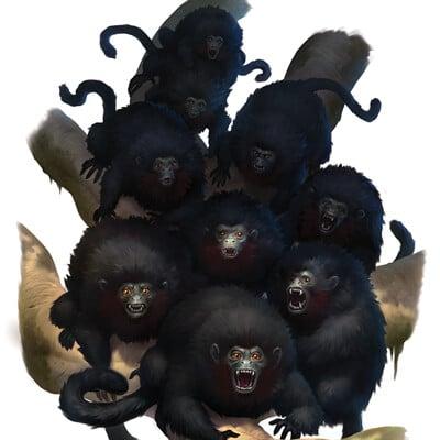 Gunship revolution monkey swarm