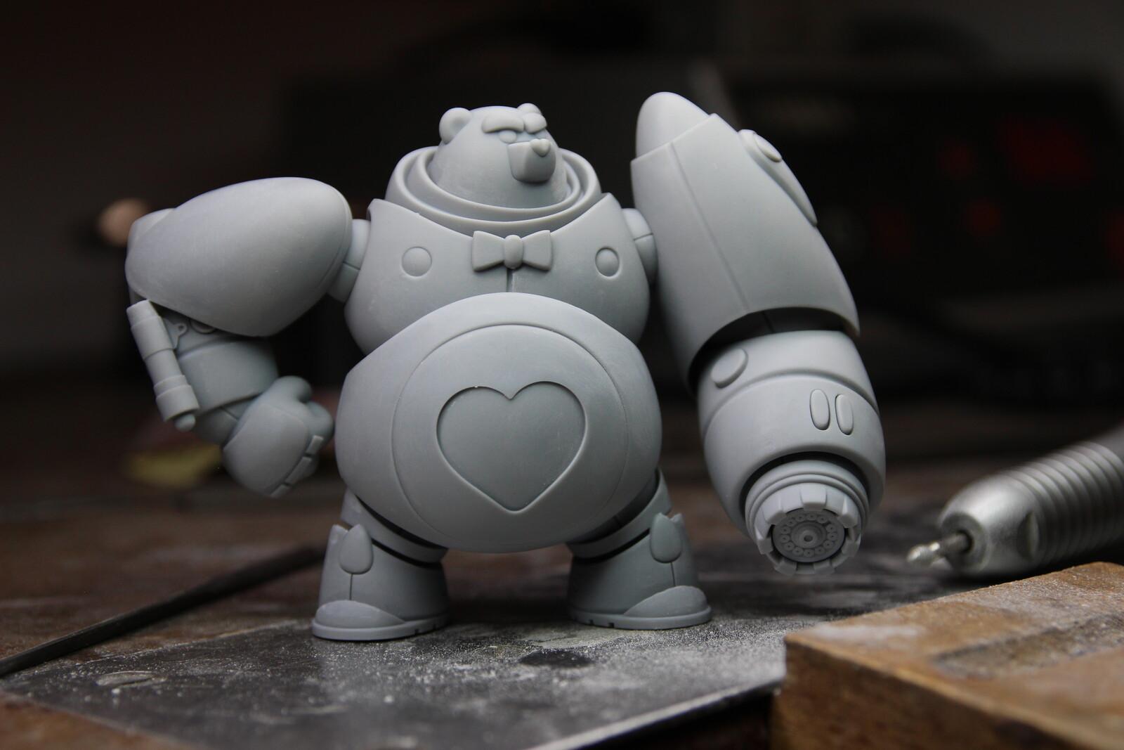 3D Printed Miniature