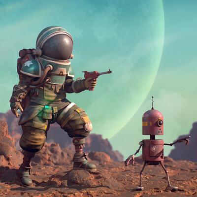 Robert lancaster cosmic explorers2