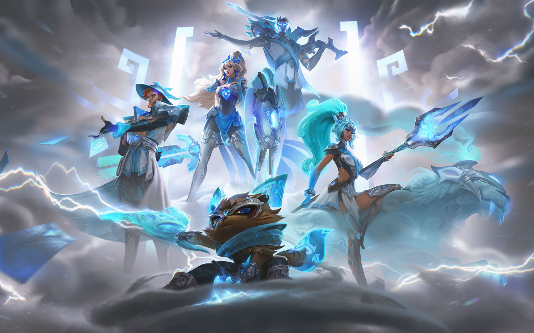 Worlds 2020 winners - Damwon Gaming - League of Legends