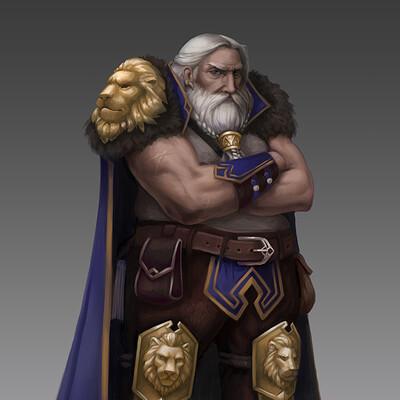 Barbara lucas warlord dwarf text