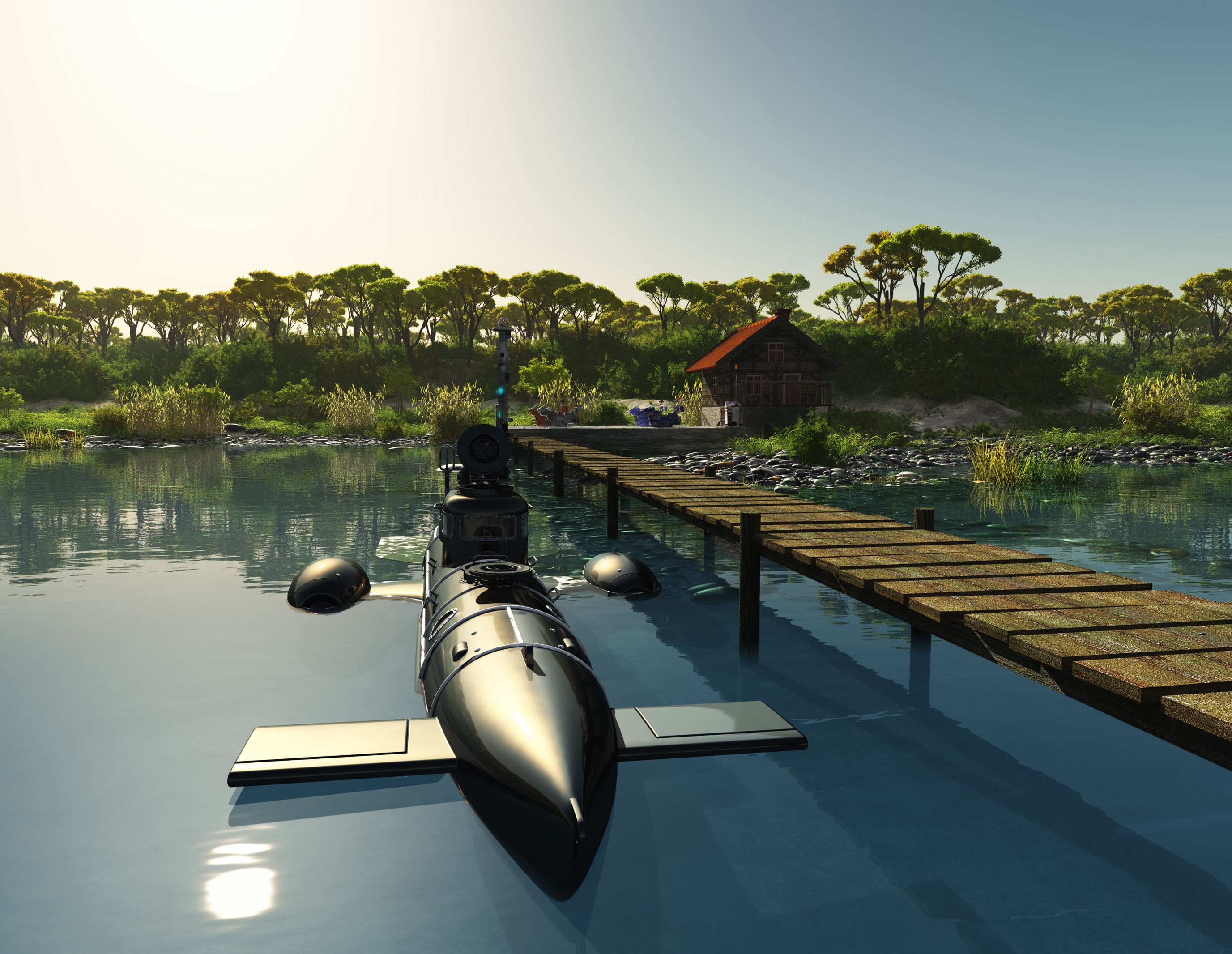 Another render view.