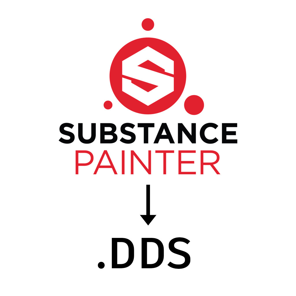 I also worked on a Substance Painter plugin together with another TA to be able to export out DDS-files directly form substance.