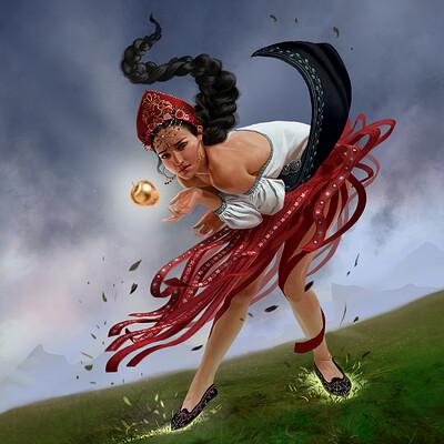 Daniela ivanova idol stormy as