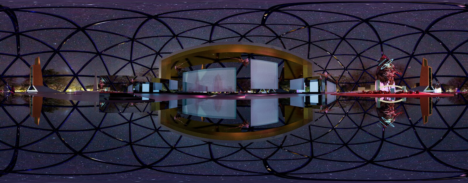 Psyfi Panorama PsyberSpace 2