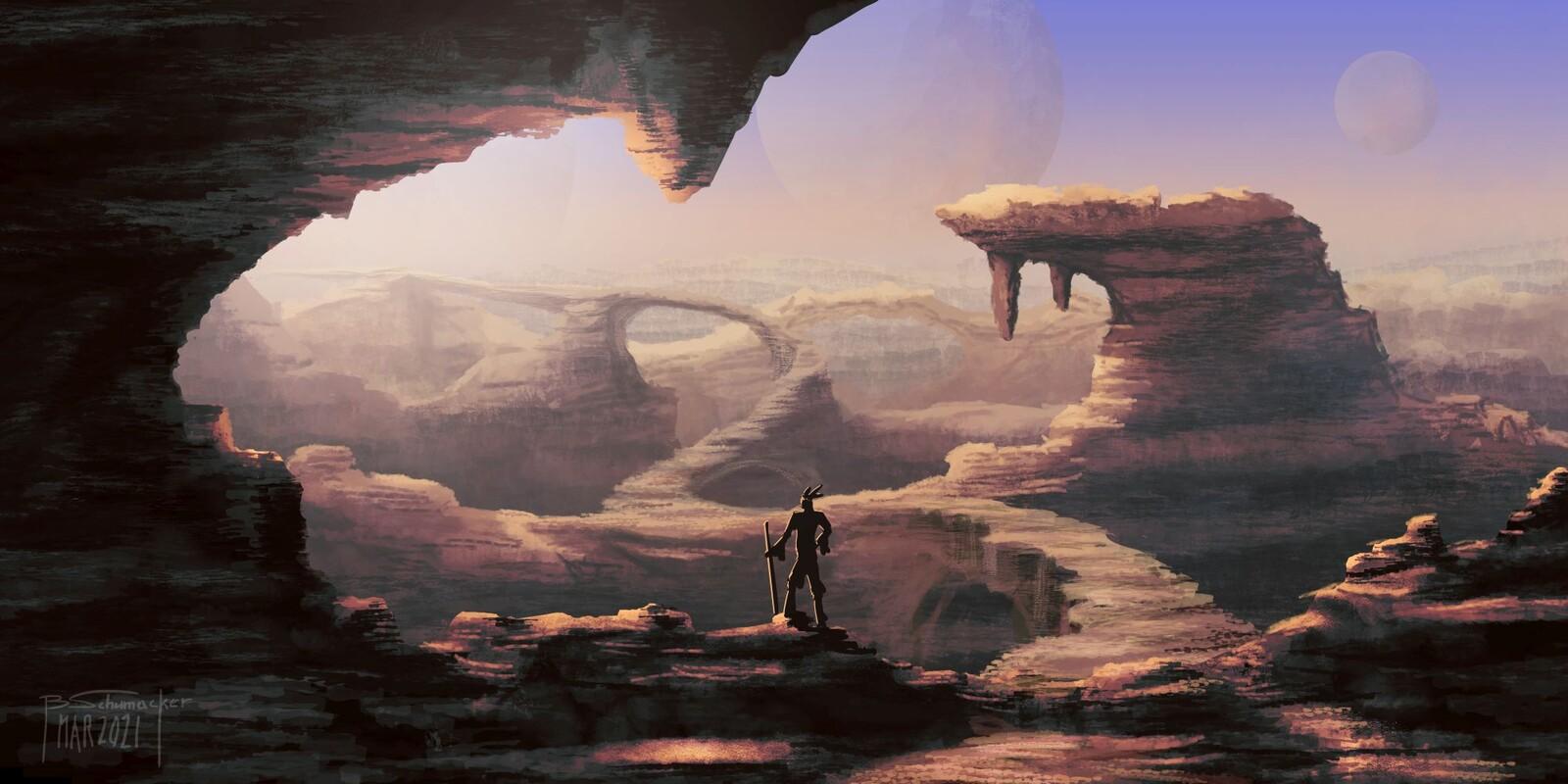 Dragon Perch Valley