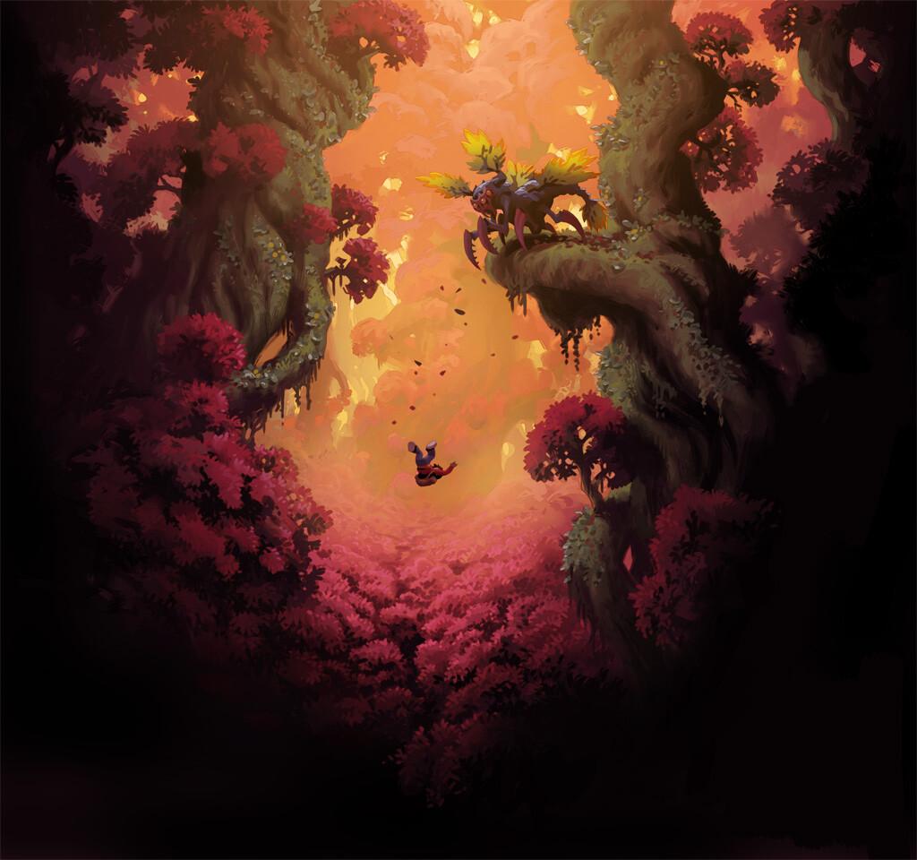 The Wormworld Saga - Chapter 3, Panel 33