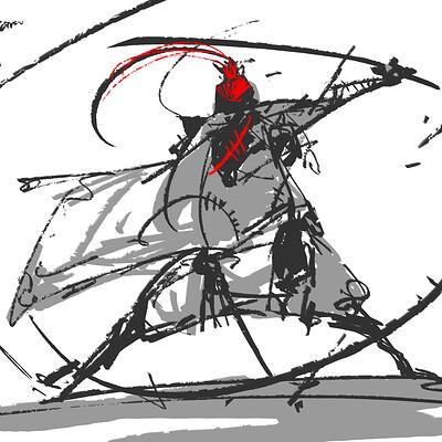 Benedick bana kenji samurai