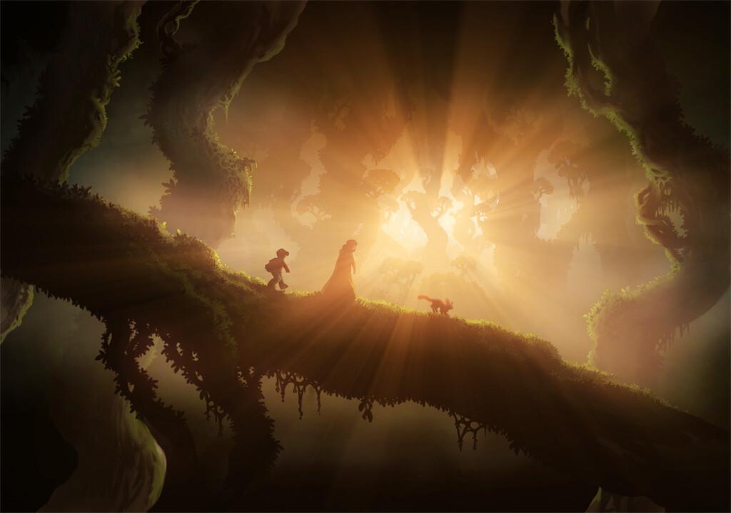 The Wormworld Saga - Chapter 3, Panel 95