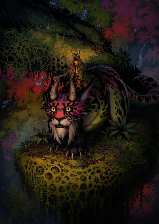 The Wormworld Saga - Chapter 3, Panel 104