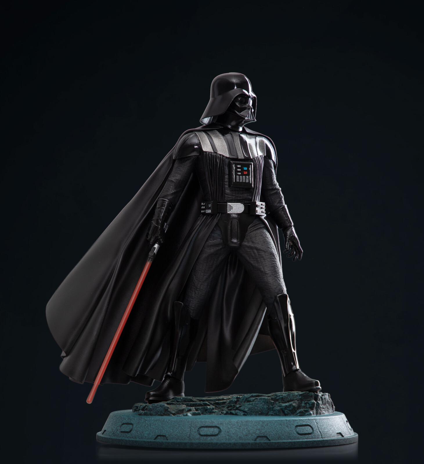 Darth Vader 3D printed Statue