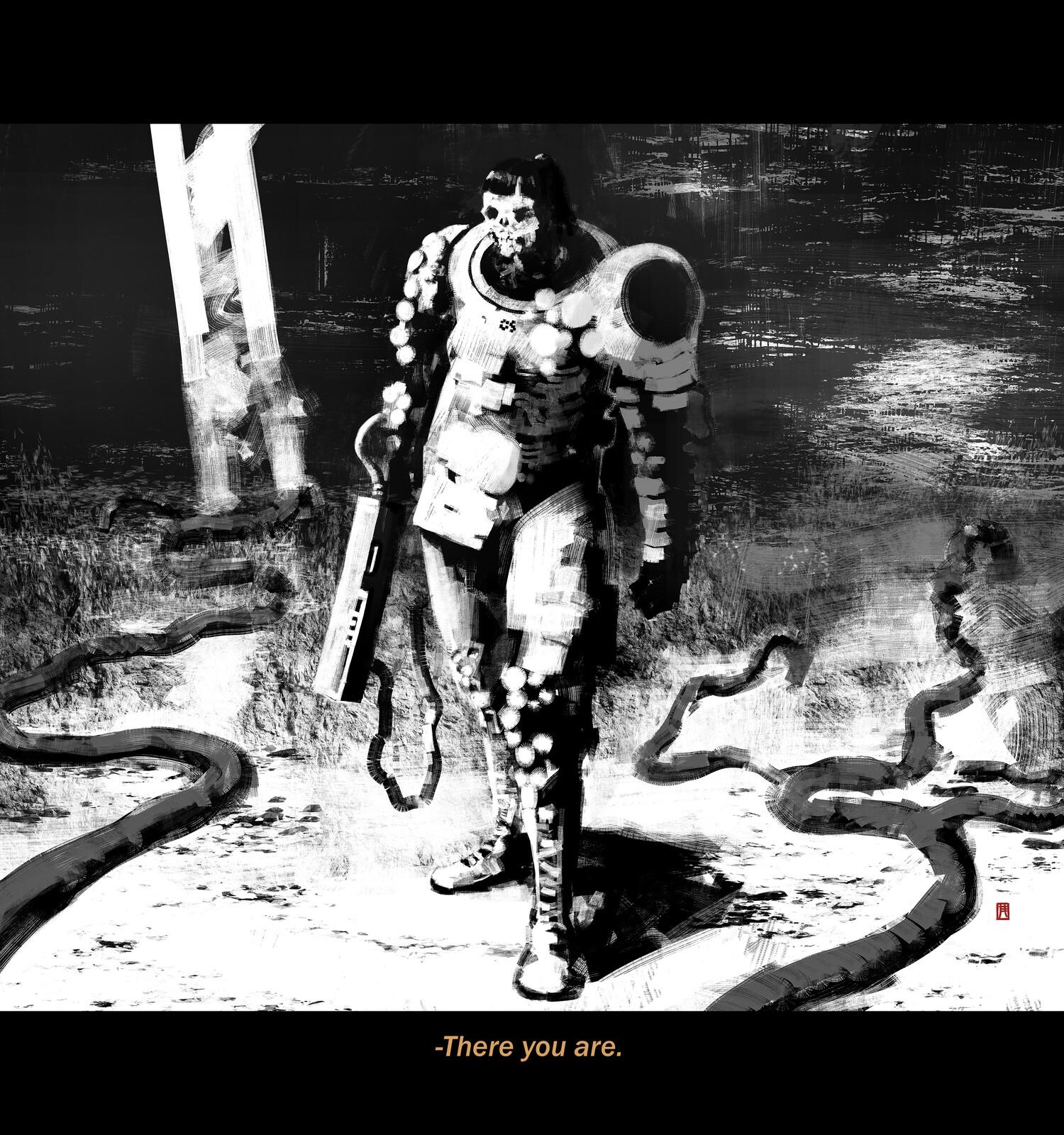Beyönd: Cosmonaüt//05