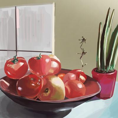 Levent buktel fruitbasket
