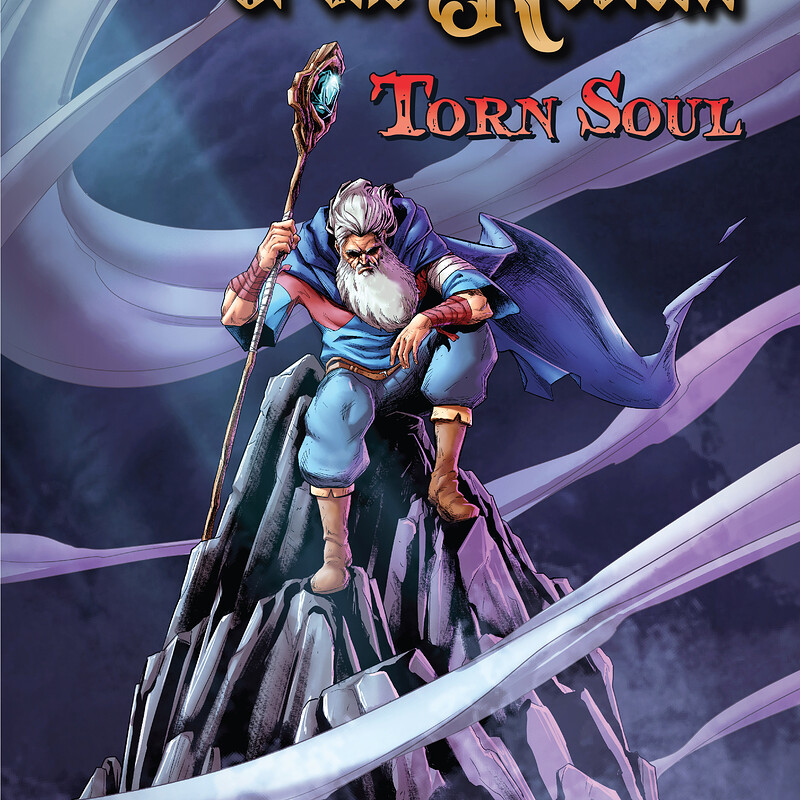 Legends of the Realm - Torn Soul (Cover)